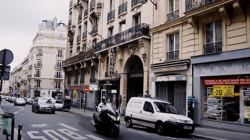 париж общественный транспорт