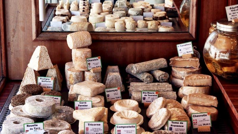 Какой сыр попробовать в Париже