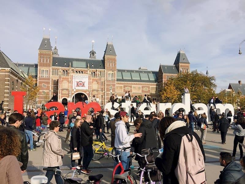что посмотреть Амстердам