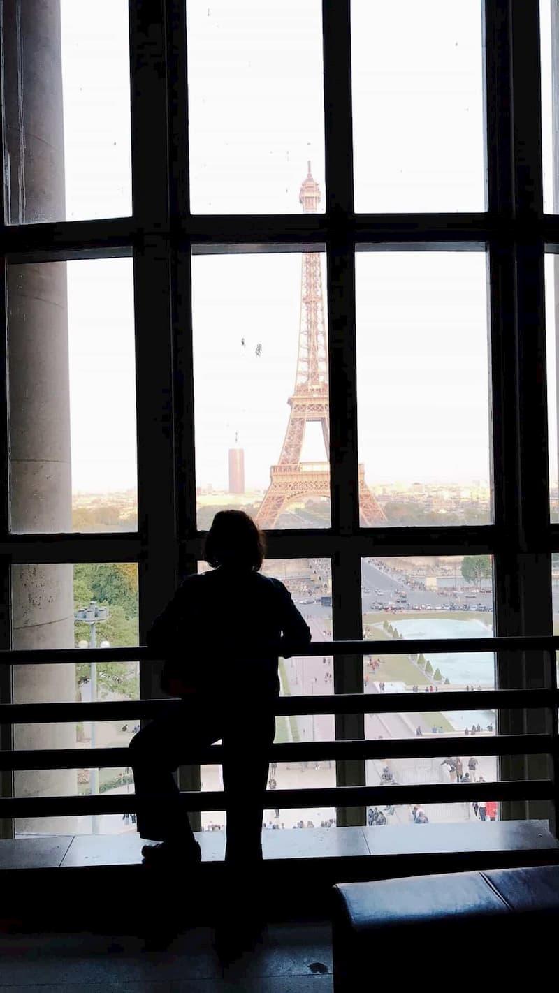 достопримечаельности парижа эйфелева башня