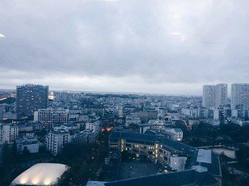 Париж округа