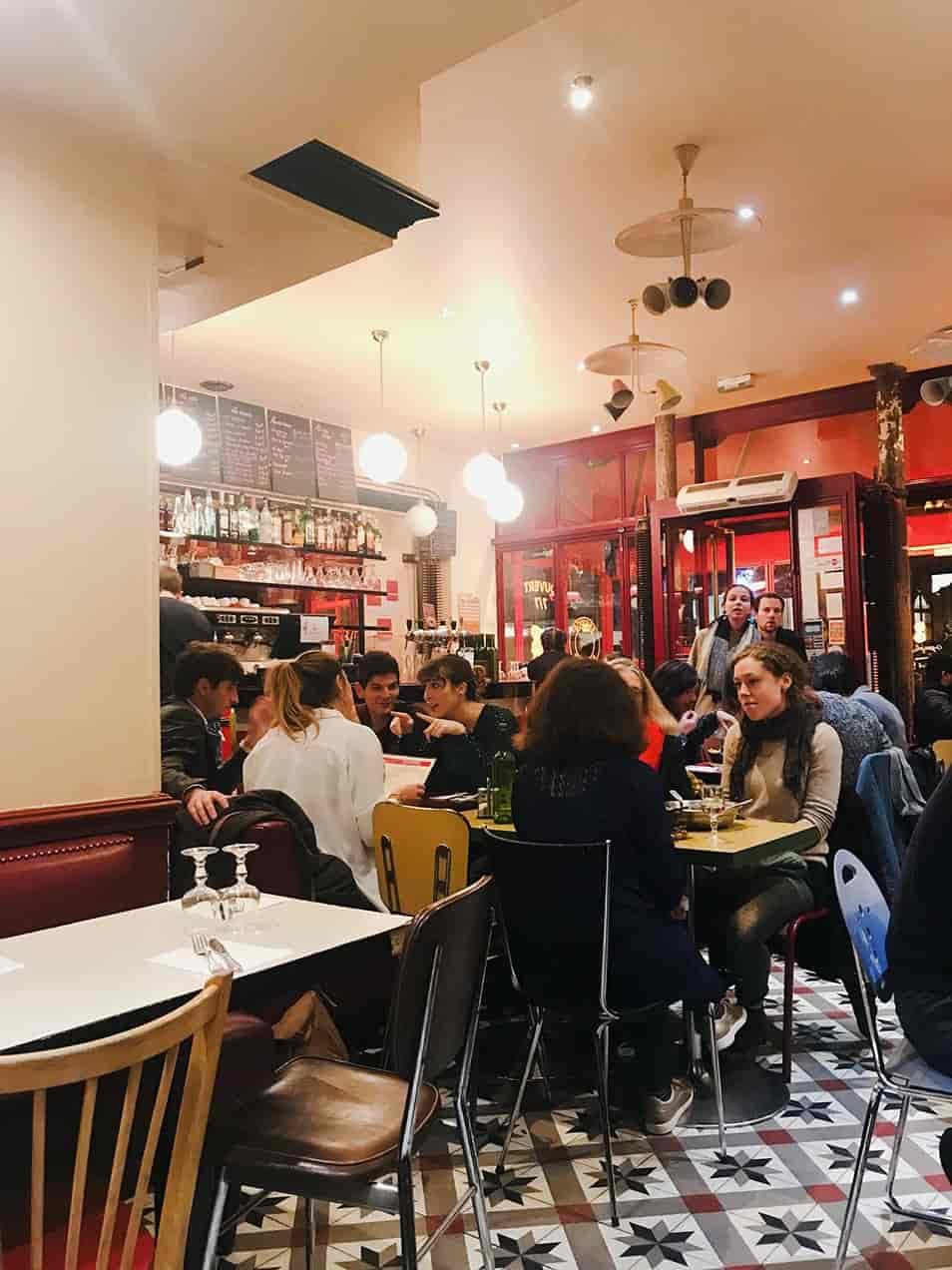 париж где поесть