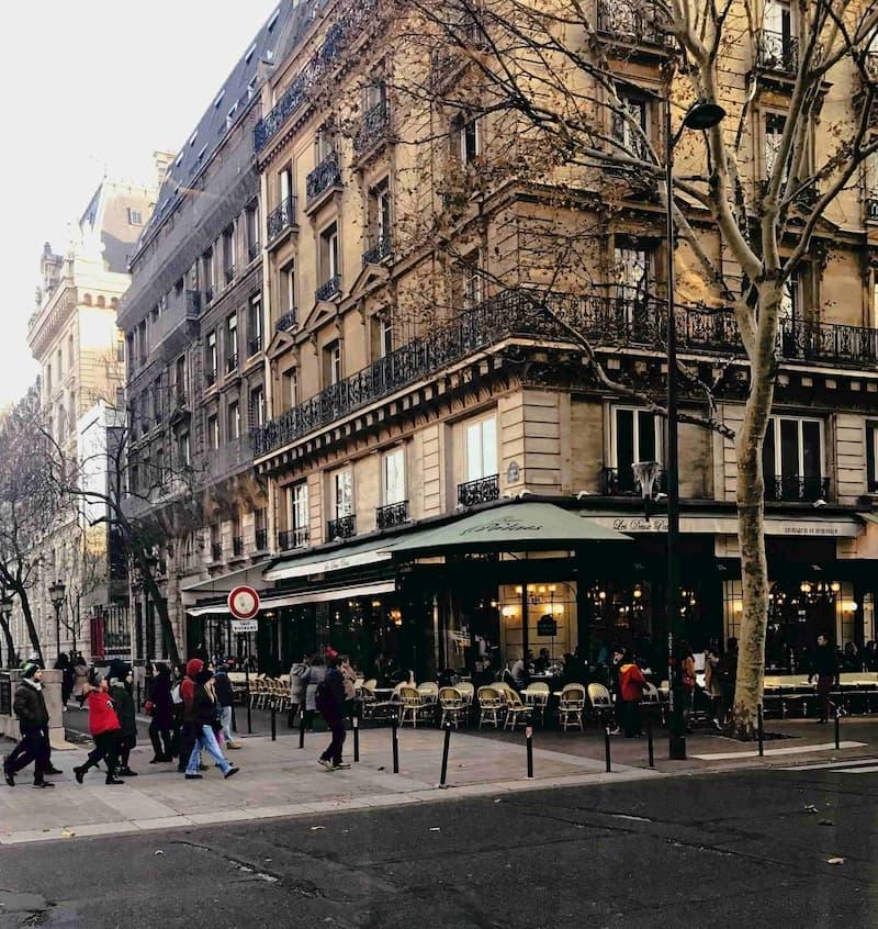 районы Парижа