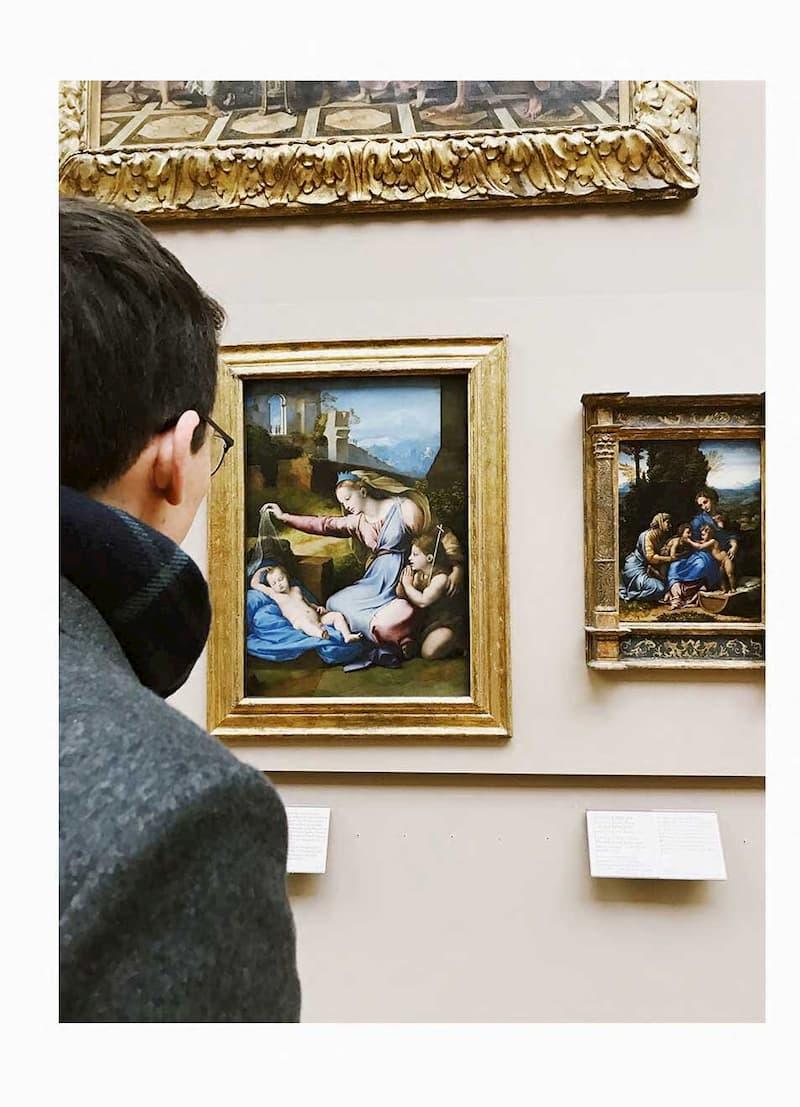 билеты Лувр