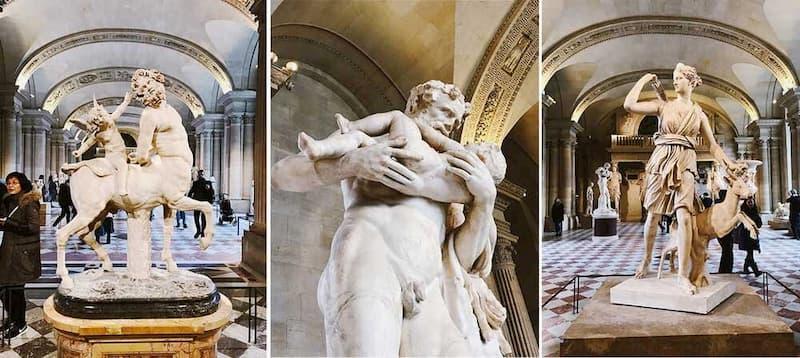 Что посмотреть в Лувре достопримечательности