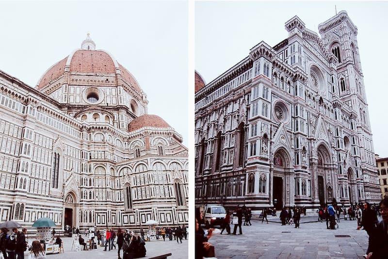 Дуомо - достопримечательности Флоренции