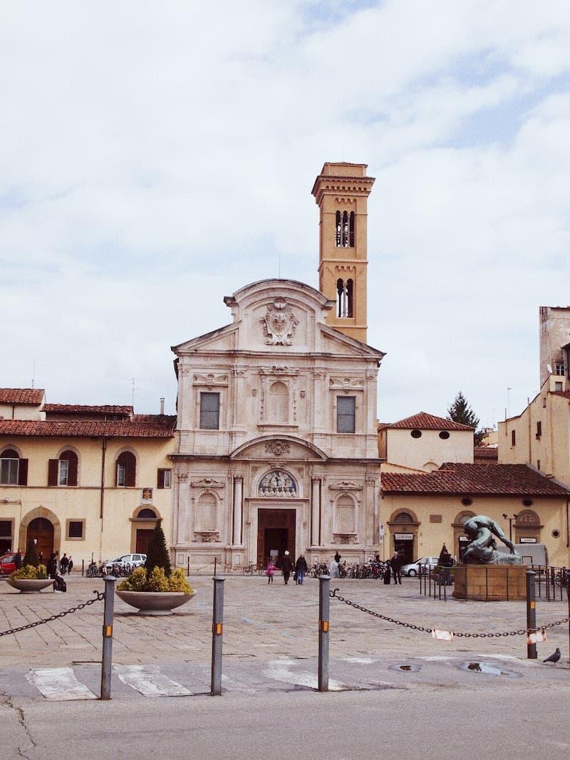 исторические достопримечательности Флоренции