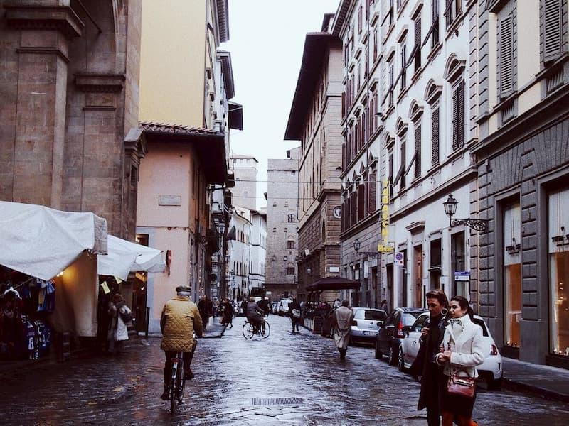 Галерея Академии - достопримечательности Флоренции
