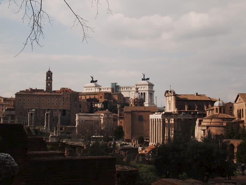 Рим палатин