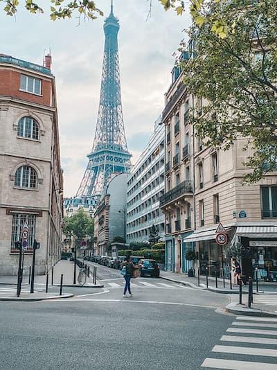 районы Парижа отзывы