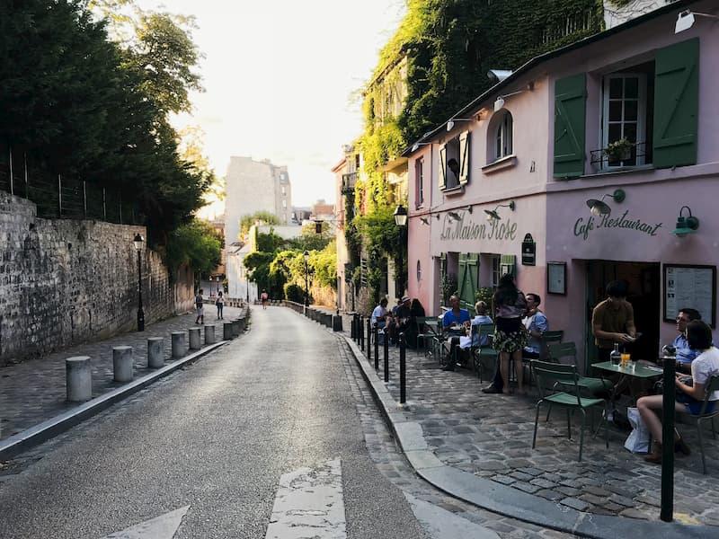 где жить в Париже