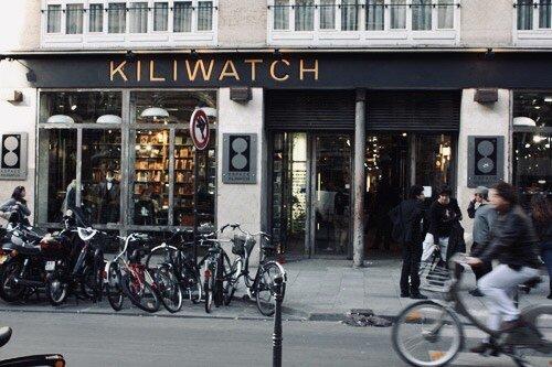 Винтажные магазины в Париже