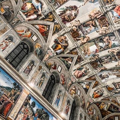 Сикстинская капелла - достопримечательности Рима