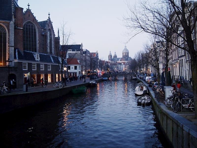Амстердам что посмотреть