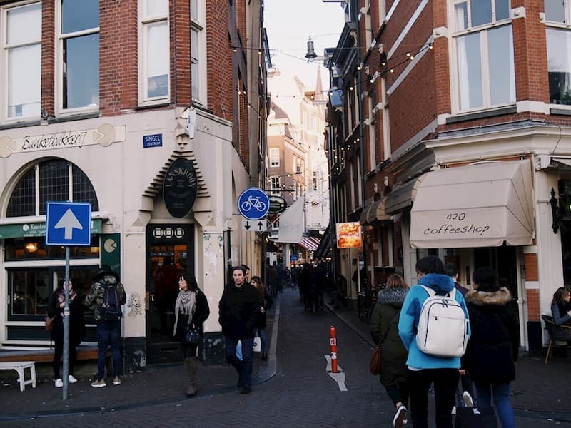 достопримечательности Амстердам что посмотреть