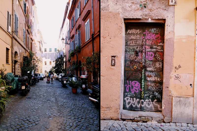 Район Трастевере - что посмотреть в Риме