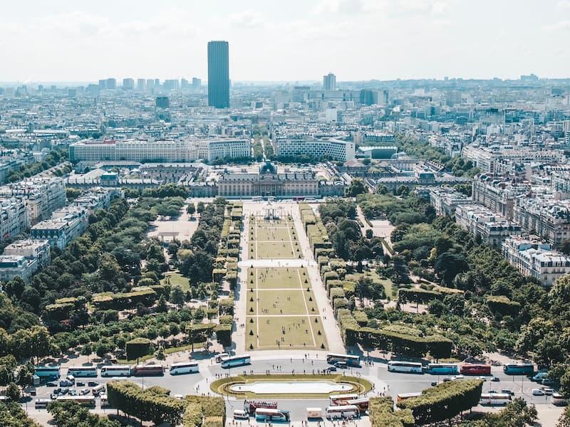 советы туристам Париж