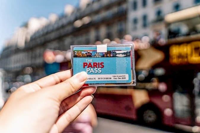 Париж paris pass