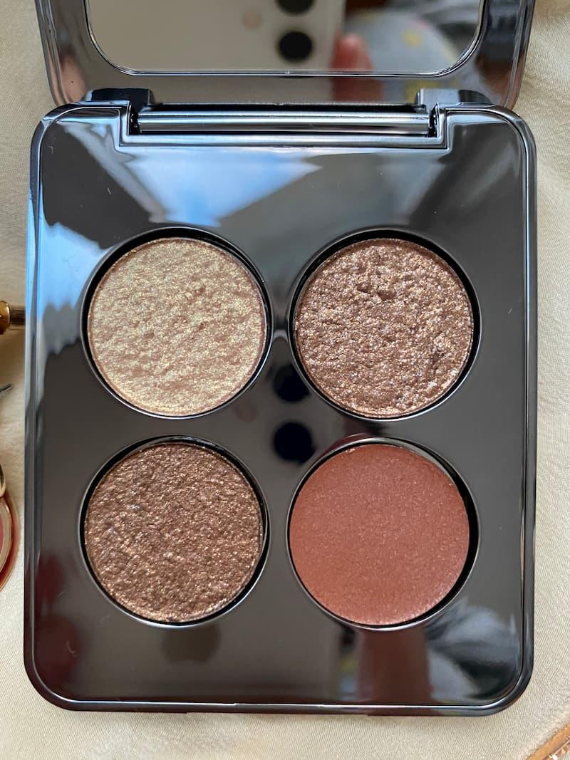 roen 75 warm eyeshadow palette отзывы