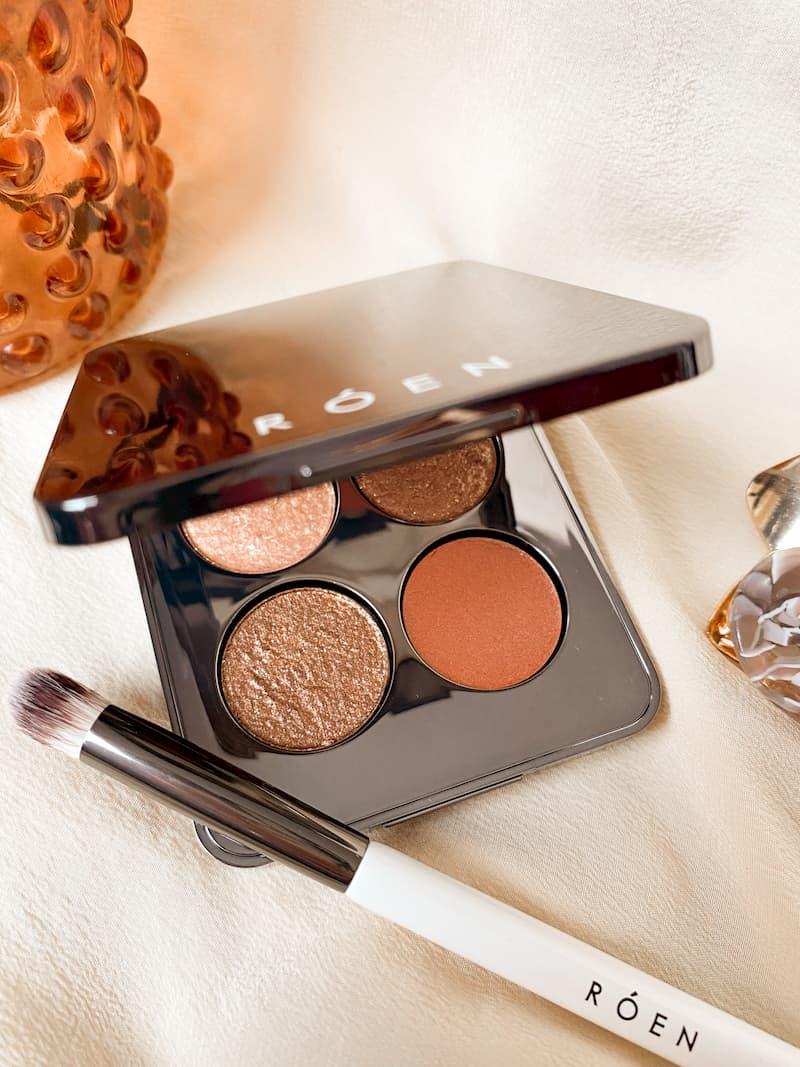 ROEN Beauty 75 Warm Eyeshadow Palette