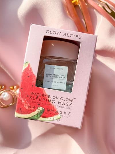 Glow Recipe Watermelon Glow Sleeping Mask отзывы