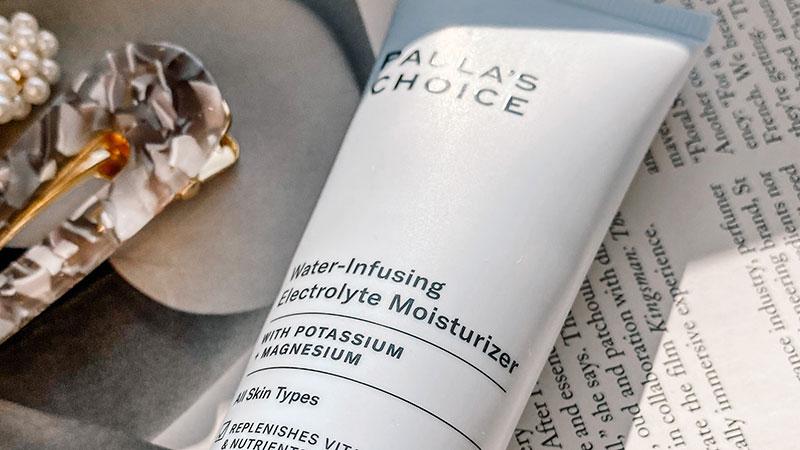 Крем для лица Paula's choice Water-infusing Electrolyte Moisturizer - отзывы
