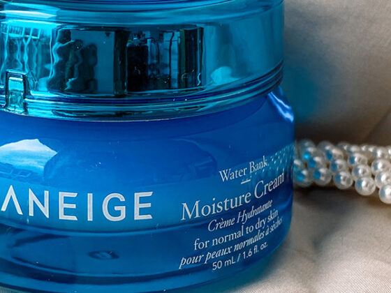 Крем Laneige Water Bank Moisture Cream - отзывы