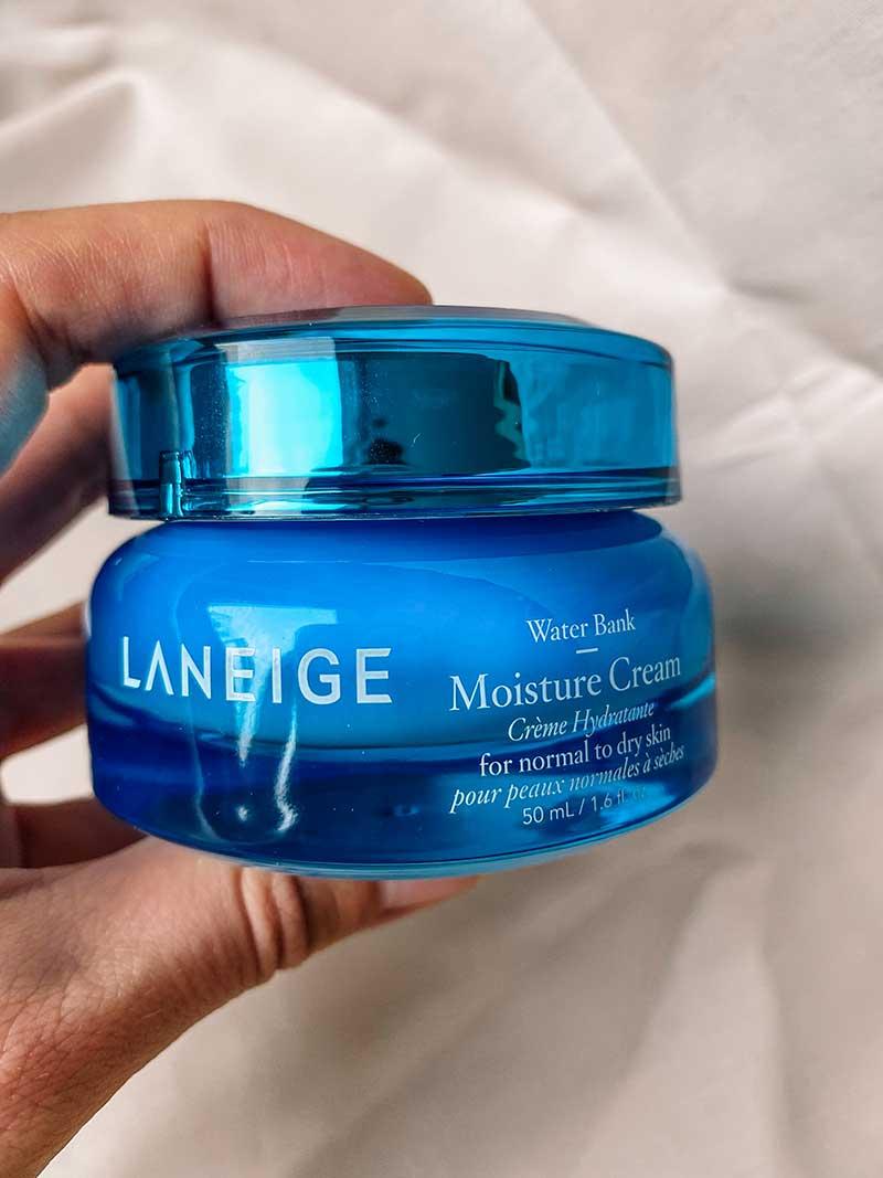 Laneige Water Bank Moisture Cream отзывы