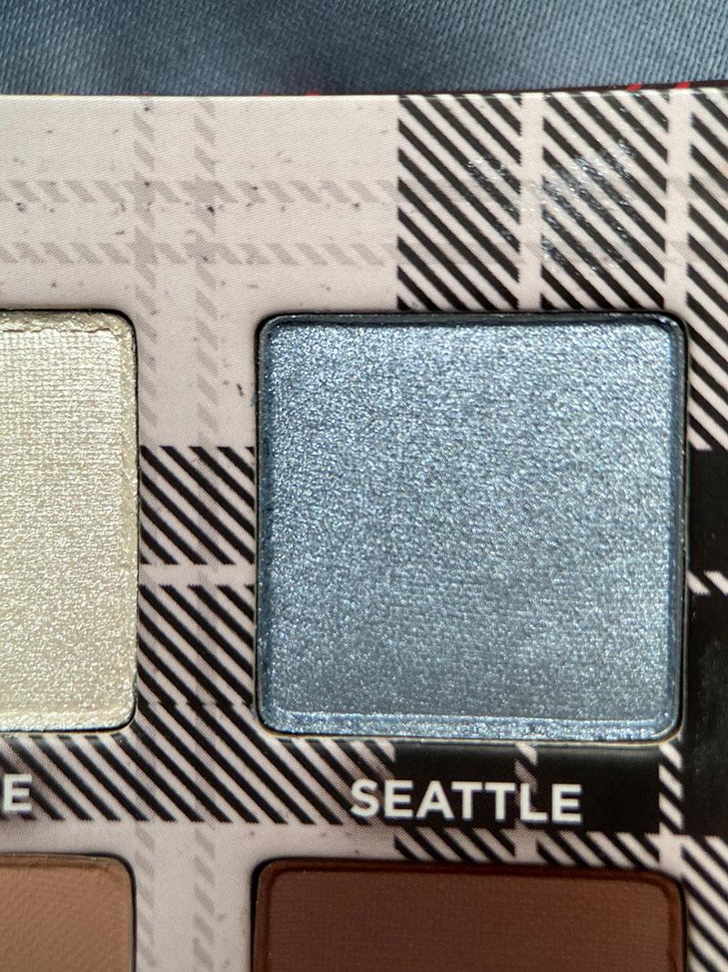 Urban Decay Decades Mini Eyeshadow Palette 1993 отзыв