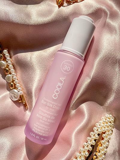 Coola Full Spectrum 360 Sun Silk Drops Organic Face Sunscreen SPF 30