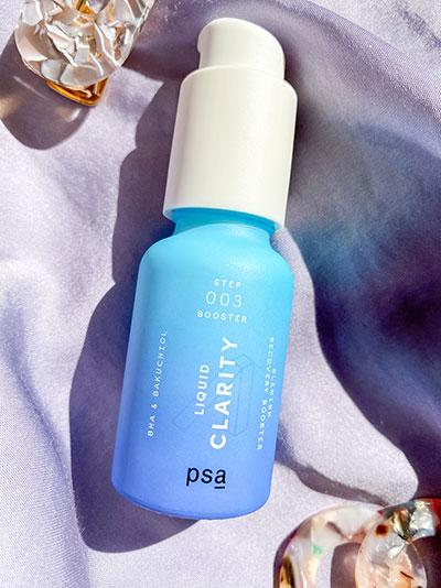 PSA Liquid Clarity BHA Bakuchiol Blemish Recovery Booster отзывы