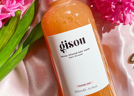 gisou honey infused hair wash отзывы