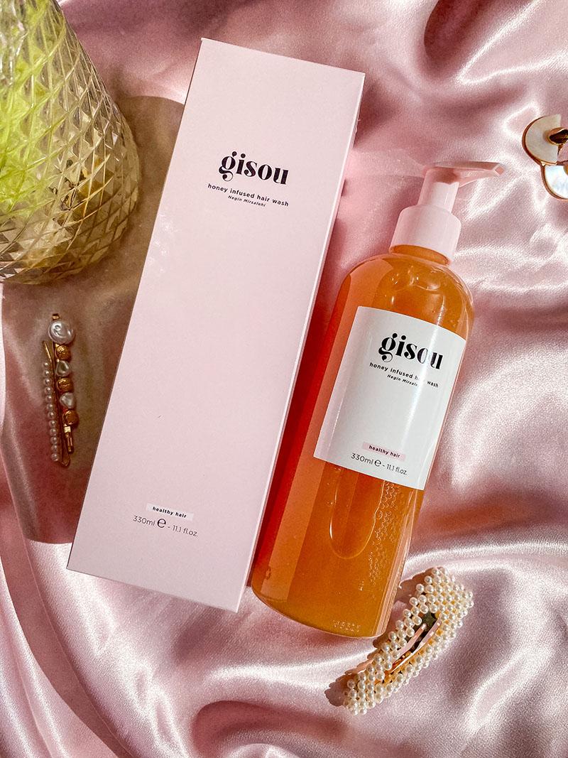 gisou honey infused hair wash отзывы