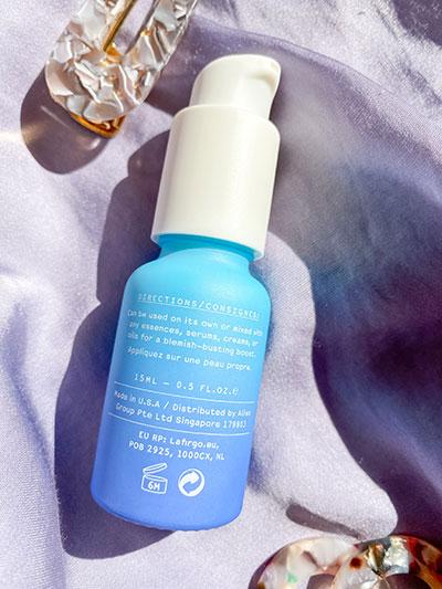 PSA Liquid Clarity BHA Bakuchiol Blemish Recovery Booster отзыв