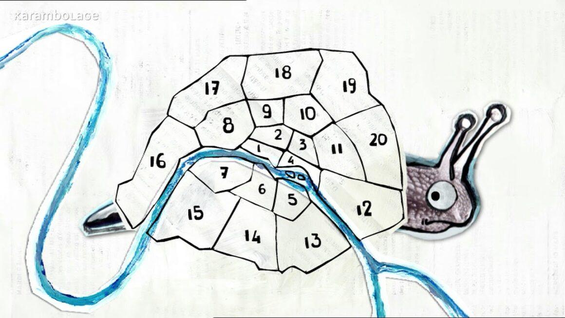 Париж районы