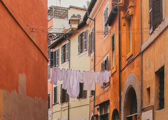 Где лучше остановиться в Риме