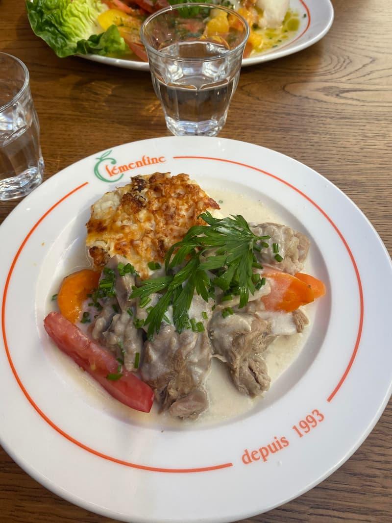 поесть в Париже недорого